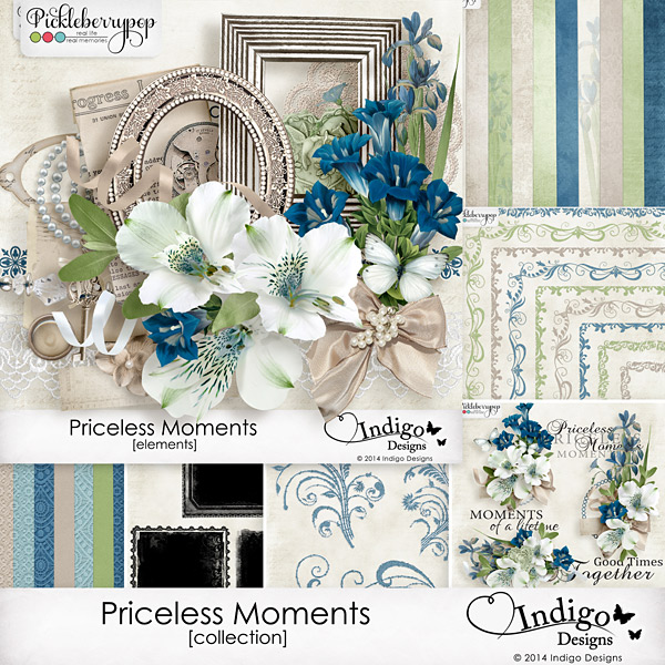 Priceless Moments Collection