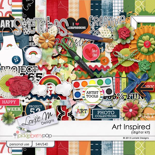 Art Inspired Kit
