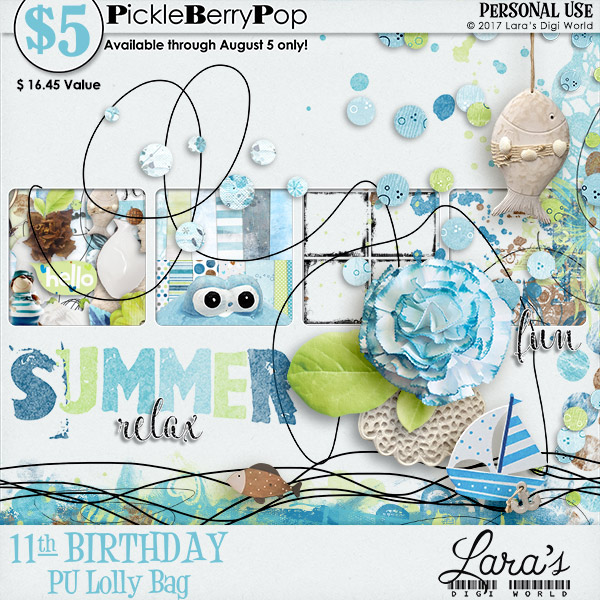 Lolly Bag 1 - PU {by Lara's Digi World}