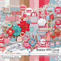 Baked With Love Kit