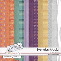Everyday Magic Paper Pack