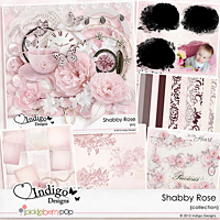 Shabby Rose Collection