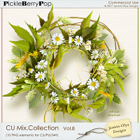 CU Mix Collection Vol.8 (Jasmin-Olya Designs)