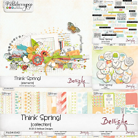 THINK SPRING! | collection
