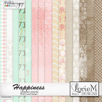 Happiness Paper Pack