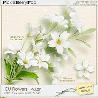 CU Flowers Vol.29 (Jasmin-Olya Designs)
