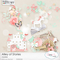 Alley of Stories Clusters