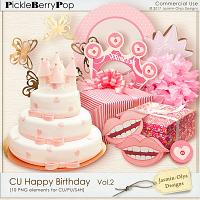 CU Happy Birthday Vol.2 (Jasmin-Olya Designs)
