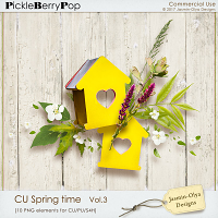 CU Spring time Vol.3 (Jasmin-Olya Designs)