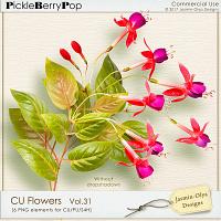 CU Flowers Vol.31 (Jasmin-Olya Designs)