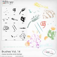 Brushes Vol. 14