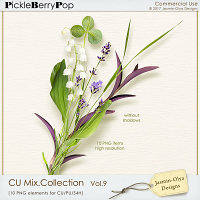 CU Mix Collection Vol.9 (Jasmin-Olya Designs)