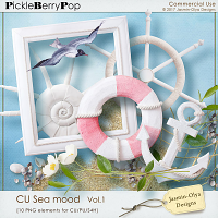 CU Sea mood Vol.1 (Jasmin-Olya Designs)